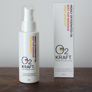 O2Kraft マッサージ用オイル