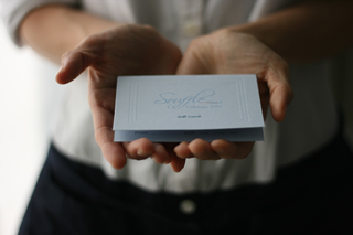 BRIDAL / GIFT CARD - ブライダル・ギフトカード イメージ2